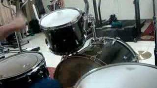 Narcisista Por Excelencia [PANDA] Drum Cover #1