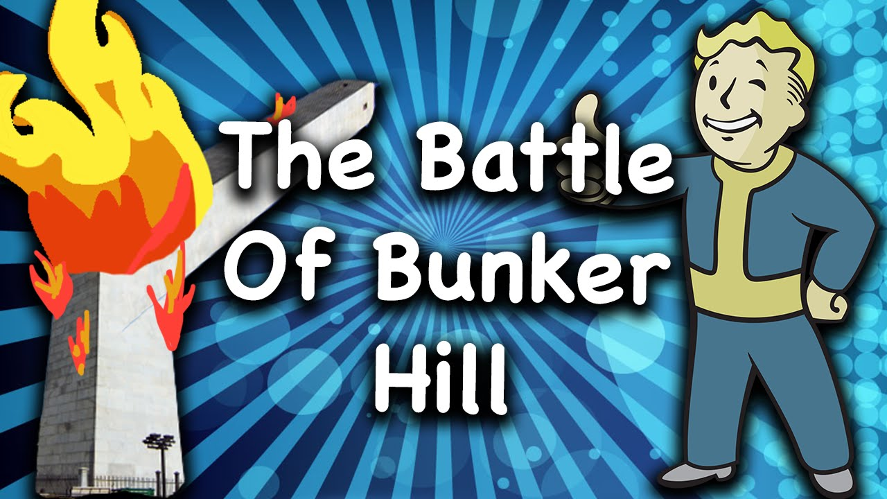 Lets Play Fallout 4 Battle Of Bunker Hill Gameplay Walkthrough