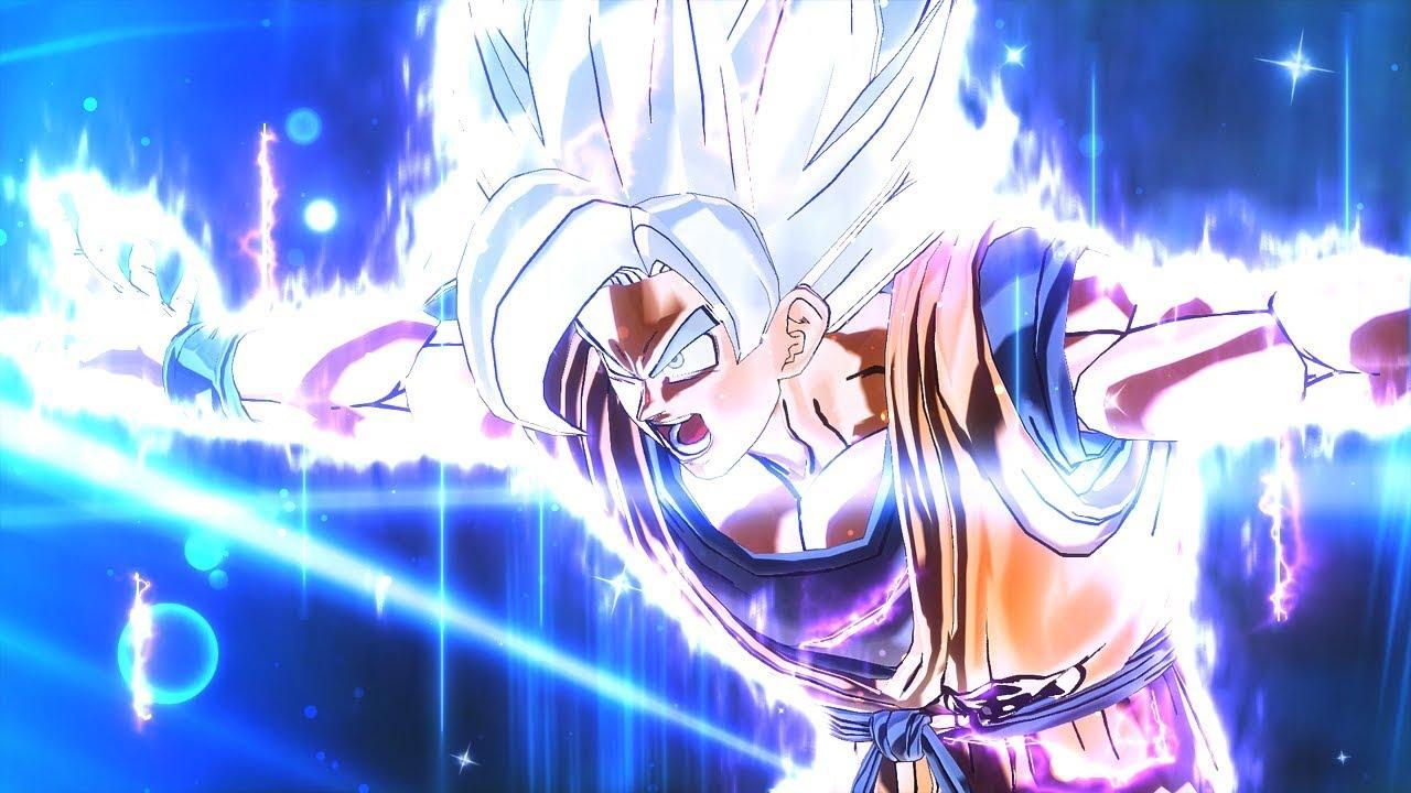 RIKUDOUFOX - I Made Super Ultra Instinct Goku In Dragon Ball Xenoverse 2