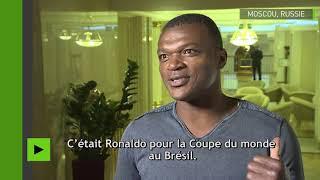 Marcel Desailly livre son pronostic pour la Coupe du monde en Russie