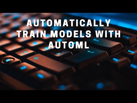 Auto Train Machine Learning Models With ML.NET And AutoML