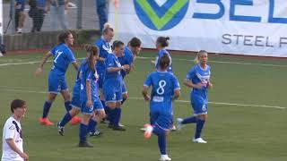 Highlights BRESCIA CF vs  3 TEAM BRESCIA CALCIO (2-0)