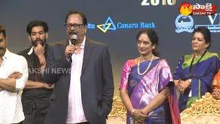 Rebel Uppalapati Krishnam Raju Gets Lifetime Achievement Award - Cinema | Sakshi Excellence Awards
