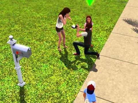 Sims 3 heiratsantrag bekommen