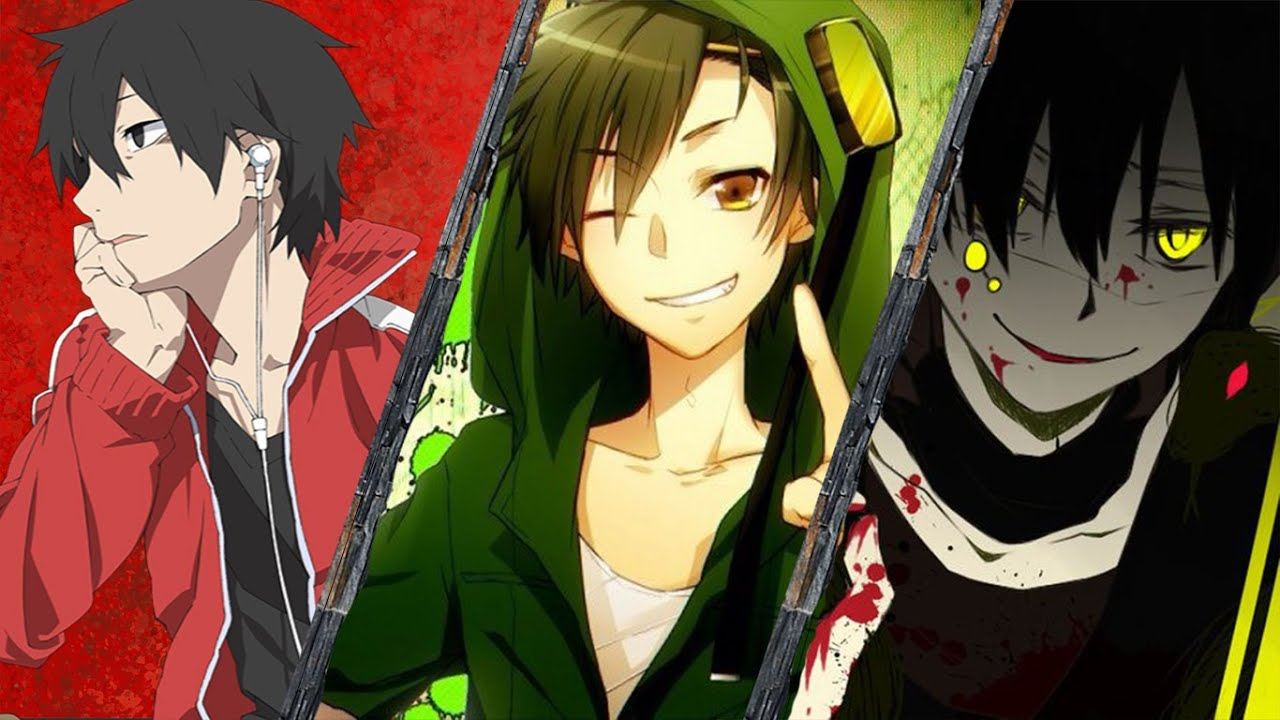 mekaku city actors kuroha wwwpixsharkcom images