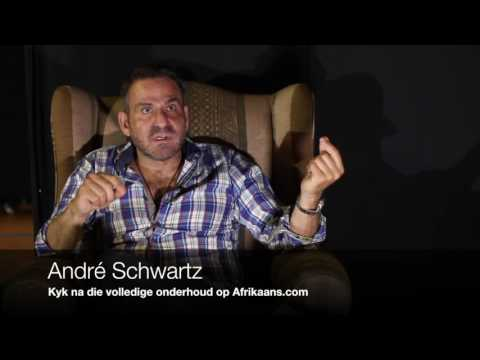 André Schwartz -  Afrikaans is 'hip'