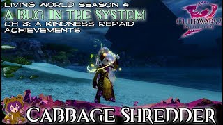 ★ Guild Wars 2 ★ - Cabbage Shredder (A Kindness Repaid achievement)