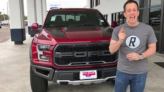 Why is this the BEST TRUCK money can buy? 2018 Ford Raptor - Raiti's Rides