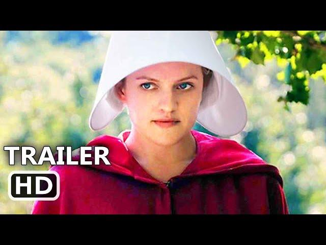 THE HANDMAID'S TALE Season 2 Official Trailer # 3 (2018) Elisabeth Moss TV Show HD