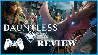 Dauntless Review - Xbox One X (Video Game Video Review)