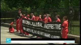 معتقل غوانتنامو يدخل ساحة التجاذبات السياسية الأمريكية