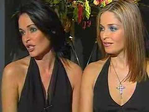 The Corrs Sharon & Caroline Interview