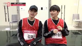 MIXNINE(pyeongchang team) - hand in hand preview