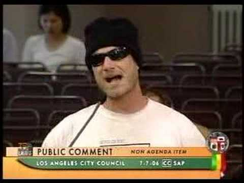 Zuma Dogg vs Los Angeles City Council