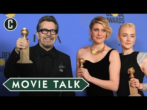 Which Golden Globes Winners Will Repeat at the Oscars? - Movie Talk