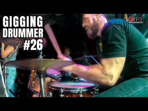 How to make mistakes on a gig | Gigging Drummer 26 | Stephen Taylor Drum Lesson