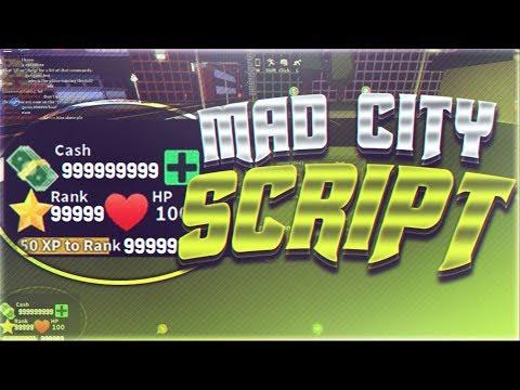 Download Roblox New Hack Script Mad City Gui Btools Auto Farm