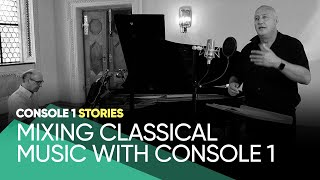 Console 1 Stories – Laurence Gien & Geoffrey Abbott – Mixing classical music with Console 1