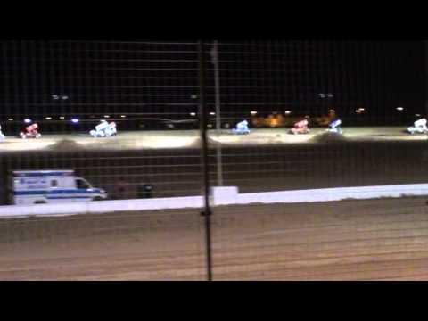 El Paso Speedway Park  ASCS Sprints Main