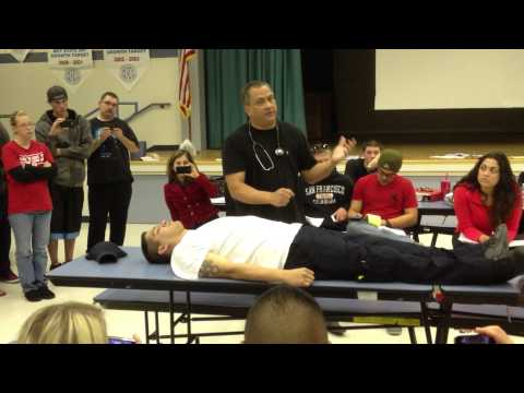 EMT-Basic Patient Assessment - Trauma Head to Toe