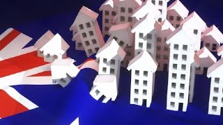 Australian property and banks are in serious trouble