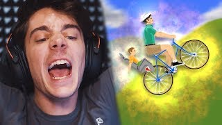 unironically playing happy wheels in 2019