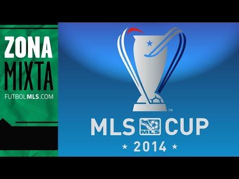 ESPAÑOL: Rumbo a la Copa MLS | Zona Mixta