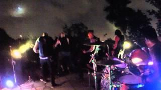 HELLSHOCK live Rumpshaker Fest 2  08/09/2014