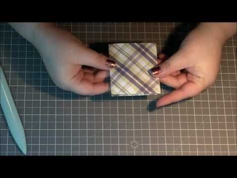 tea bag envelope youtube