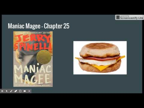 Chapter 25 - Maniac Magee