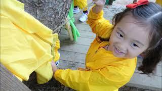 뚝딱뚝딱 즐거운 숲 속 나무공방, 남이섬 어린이 목공체…