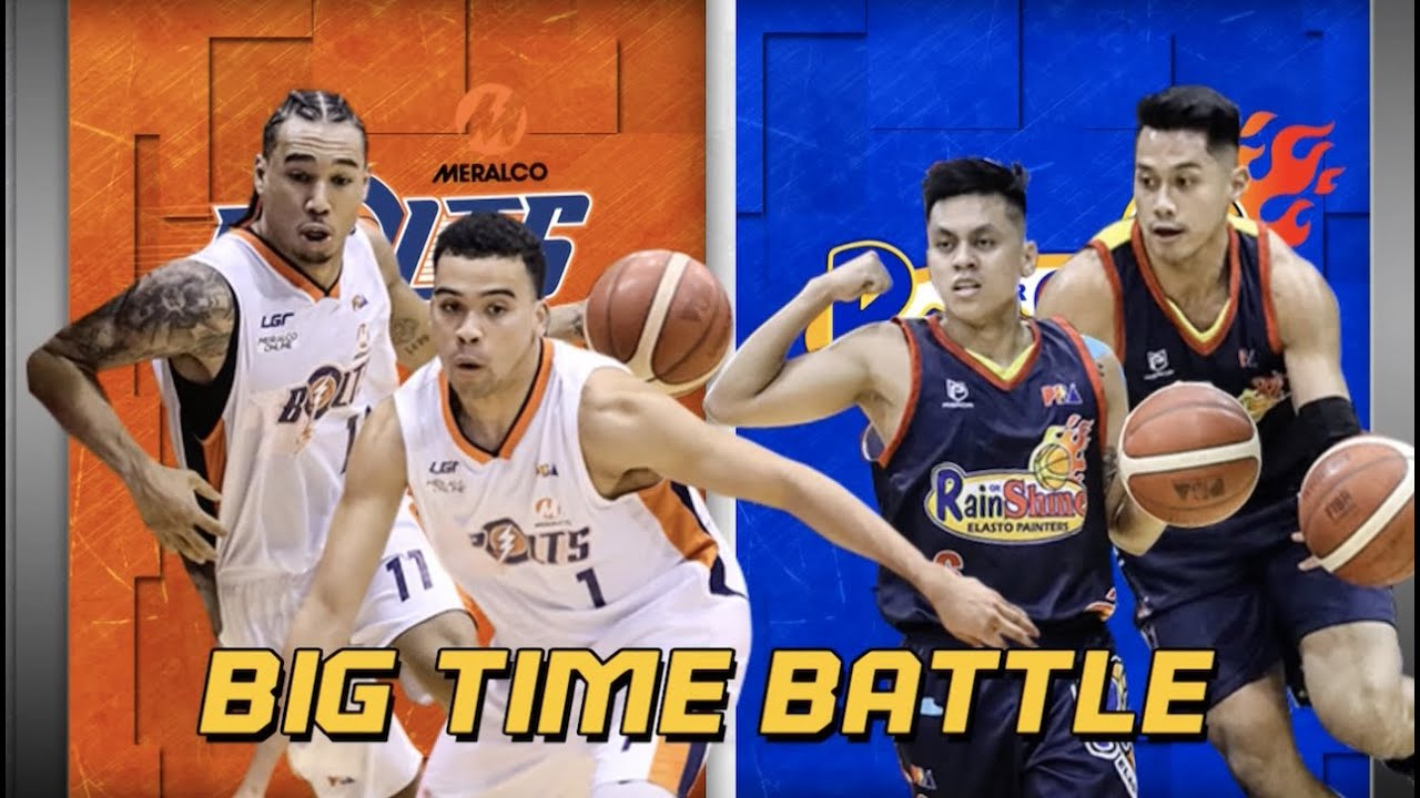 Download PBA Philippine Cup 2021 Highlights: Meralco vs Rain or Shine July 24, 2021