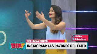 Instagram: las razones del éxito - Columna Digital - Adrián Soria- 30/09/18