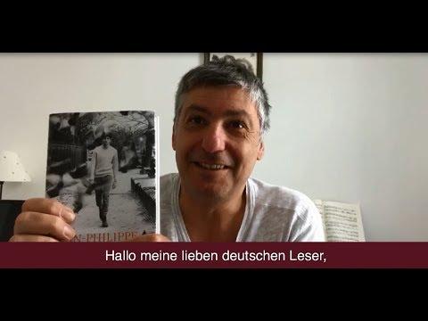 Videogruß von Jean-Philippe Blondel