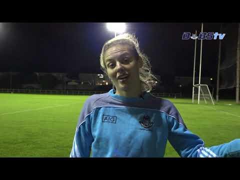 Dublin Ladies footballer Nicole Owens looks ahead to All-Ireland Final