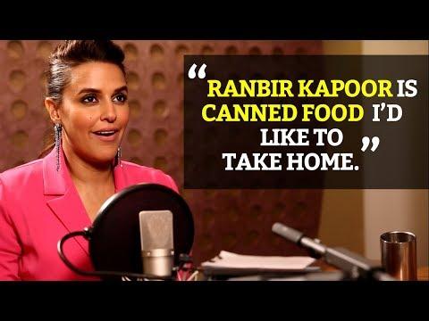 Neha Dhupia Spills Beans On Ranbir Kapoor & Karan Johar On No Filter Chat With No Filter Neha Part 1