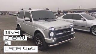 видео Тюнинг нива 4х4