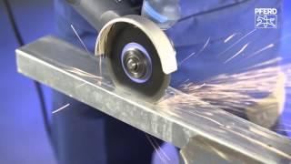 PFERD X-SLIM Thin Cut-Off Wheels