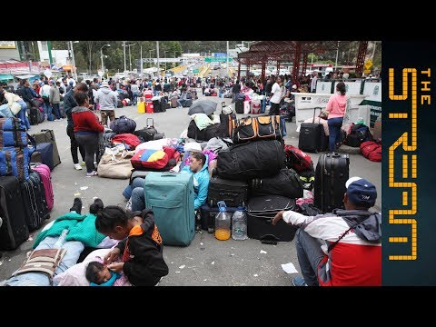 What is the solution to the Venezuelan refugee crisis?
