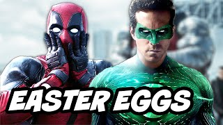 Deadpool TOP 20 Easter Eggs