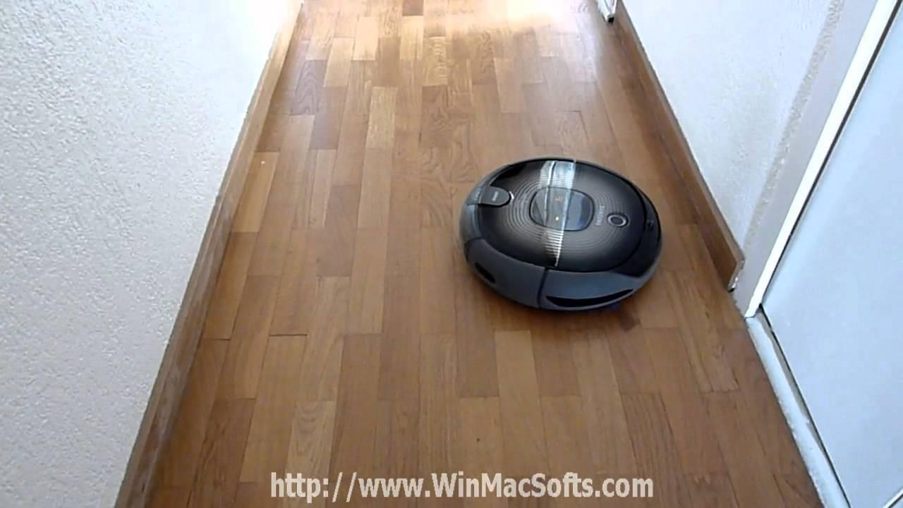 samsung sr8895 navibot silencio part 5 youtube. Black Bedroom Furniture Sets. Home Design Ideas