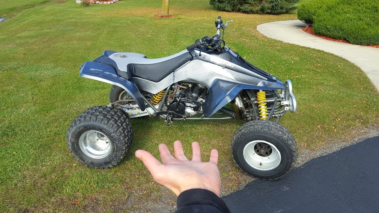 hight resolution of is my 4000 quadzilla 500cc broken