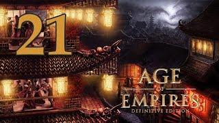 Прохождение Age of Empires: Definitive Edition #21 - Прыжки по островам [Ямато]