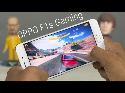 OPPO F1s Gaming Review w/ Benchmarks!