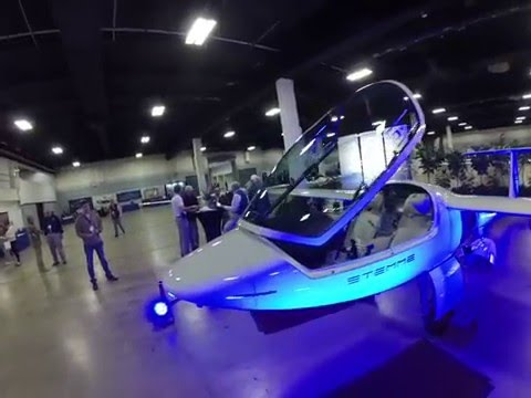 Soaring Society of America 2016 Convention Exhibition Hall / Part Two