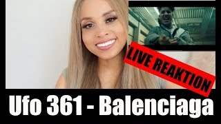 "Ufo361 - ""BALENCIAGA"" (official Video) live Reaction 