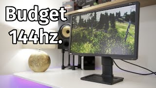 Benq Zowie XL2411 Review - Budget High Refresh Gaming?