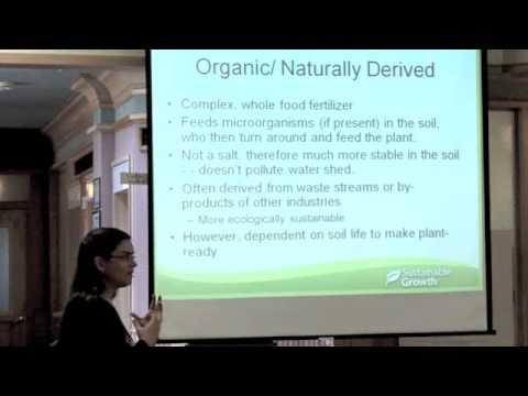 Organic Landcare Workshop Part 1