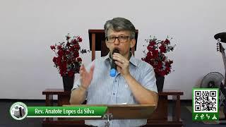 Como podemos saber se Deus aceita o nosso culto Salmos 66.16-20  -  Rev. Anatote Lopes -  15/10/2020