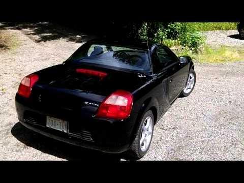 2002 Toyota MR2 Spyder - YouTube